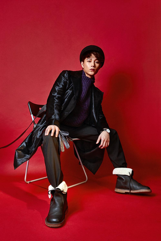 《不负如来不负卿》杨廷东化身时尚少年 新造型显魅力