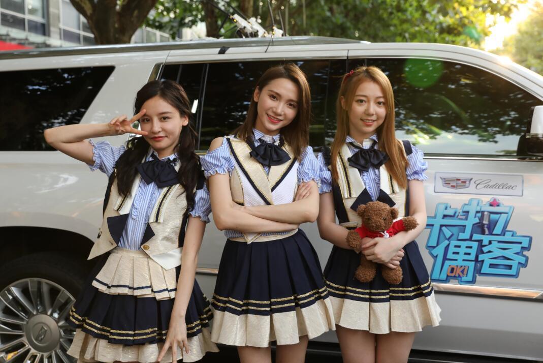 SNH48录制.JPG