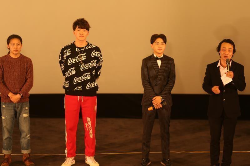 《青春后驱动》北京点映礼获赞 观众纷纷点评