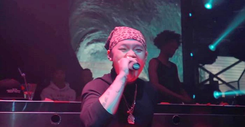 华裔rapper Bohan Phoenix助阵D-DAY漂移电音节广州预热派对.jpg