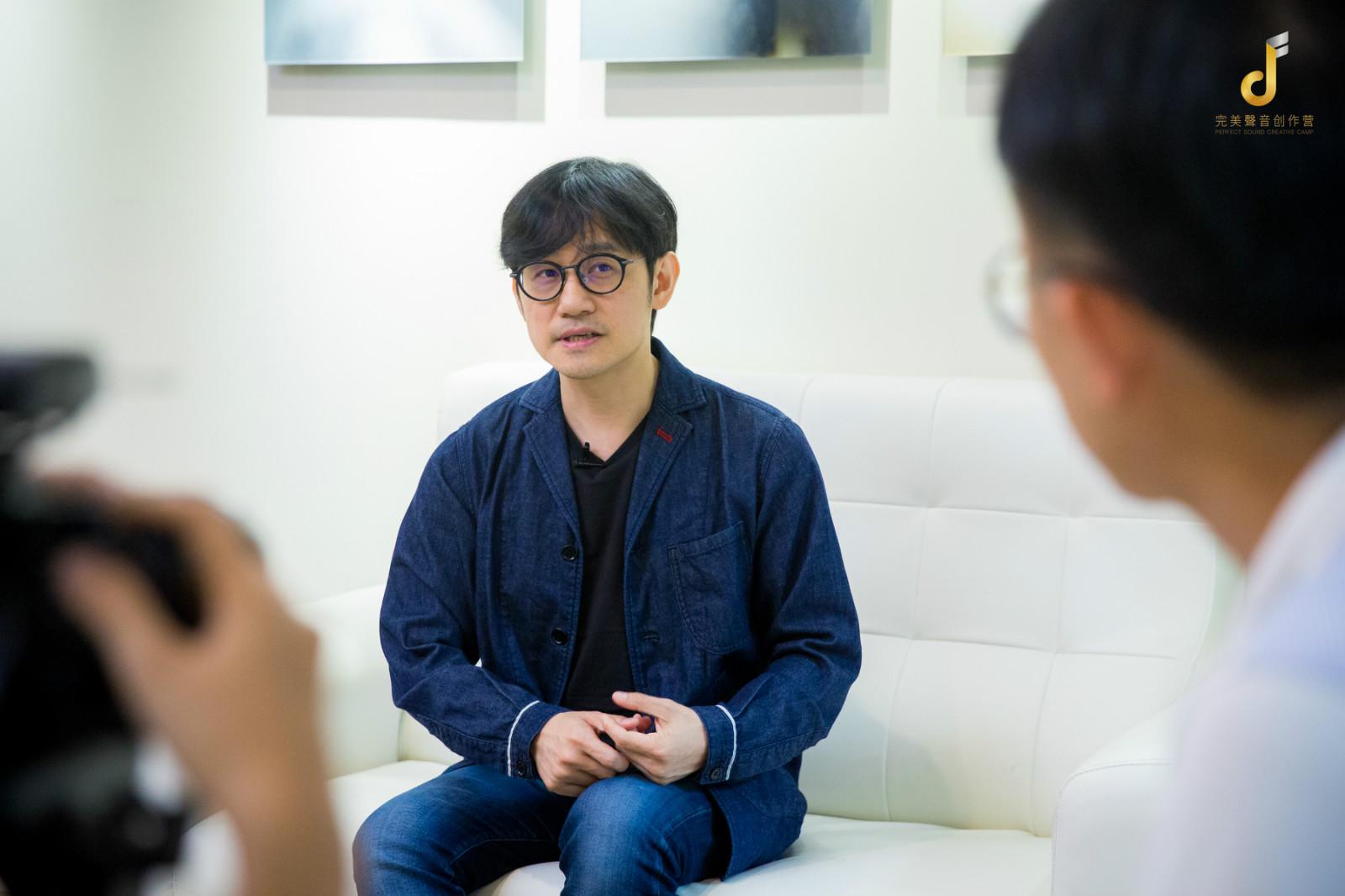 <b>陈建骐联手12位新锐音乐人 定制最强影视音乐</b>