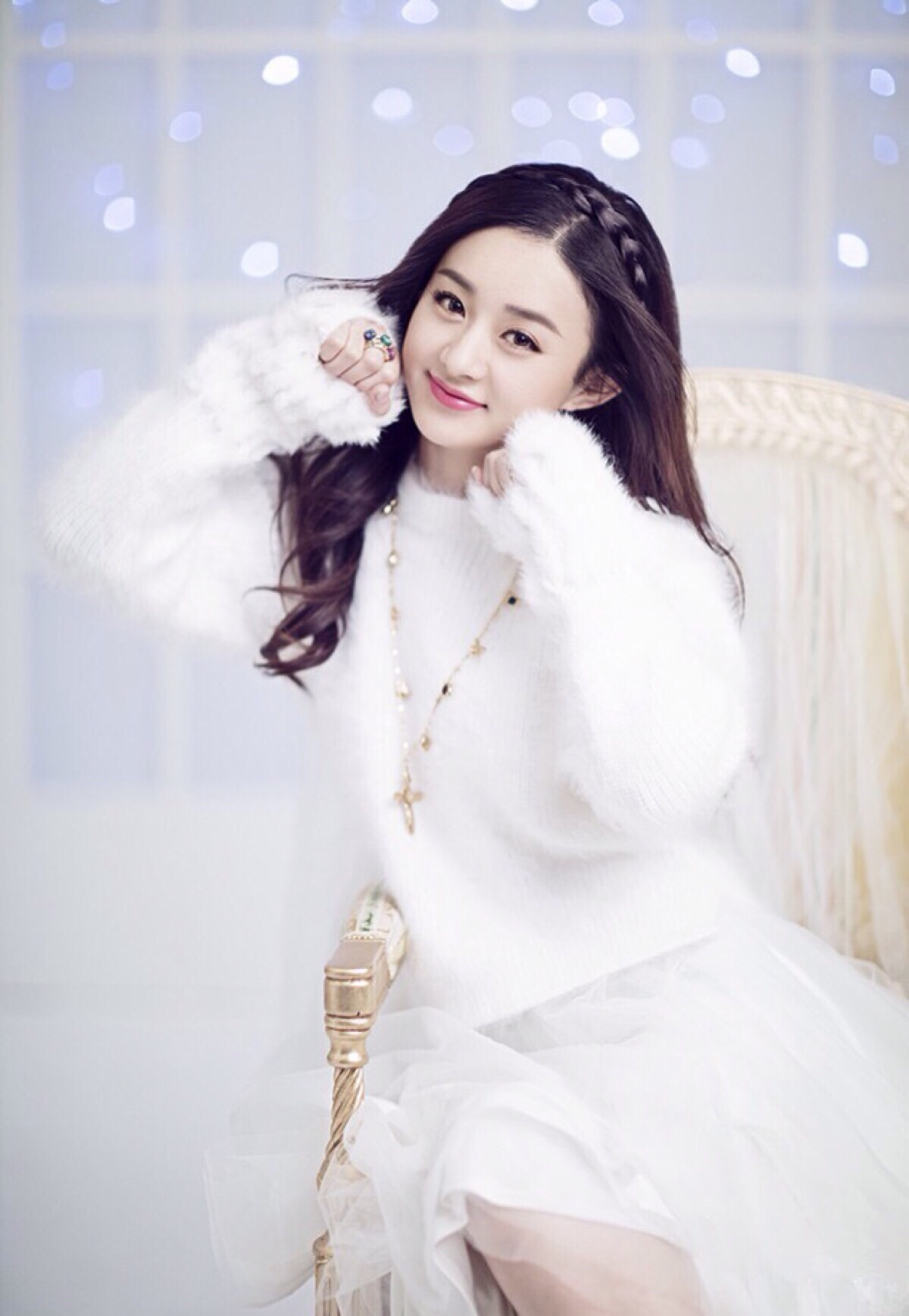 气质女神赵丽颖
