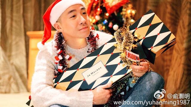 俞灏明圣诞节.jpg