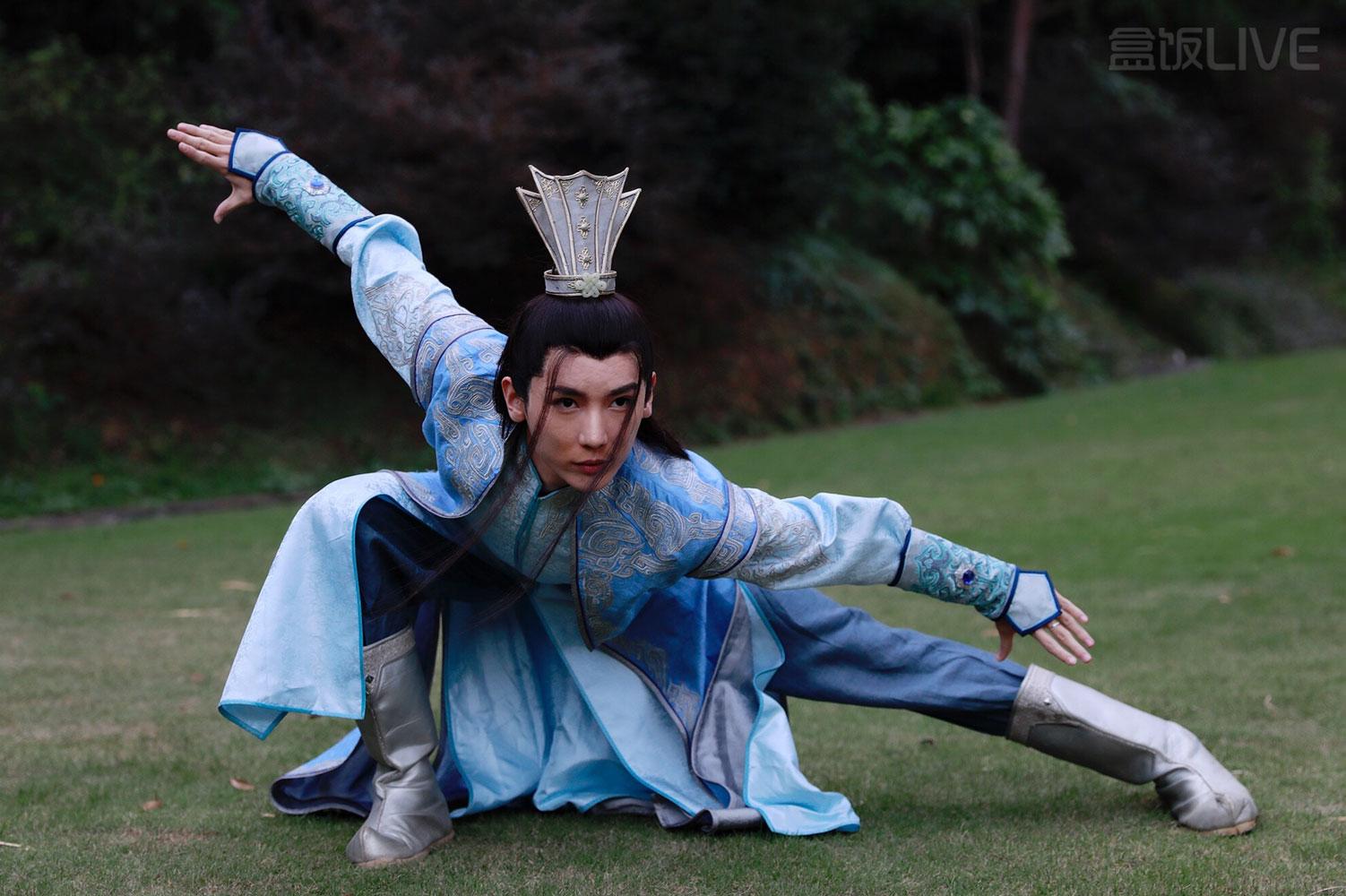 除了杨洋、黄轩 这个学舞出身的陈齐乐星途也不一般