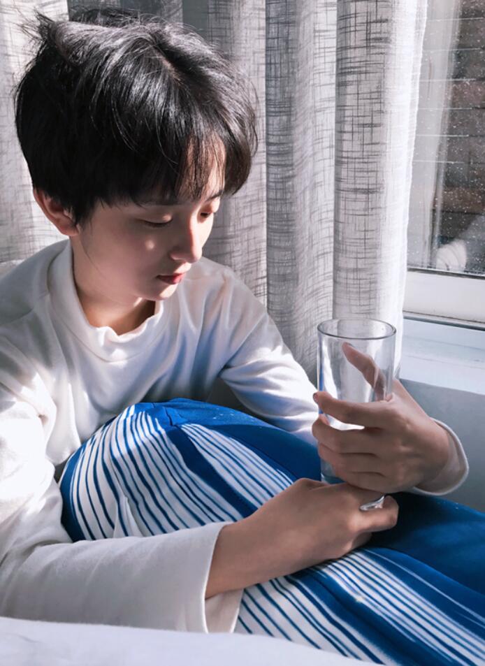 """厉嘉琪最新写真曝光 """"西柚""""CP指日可待"""