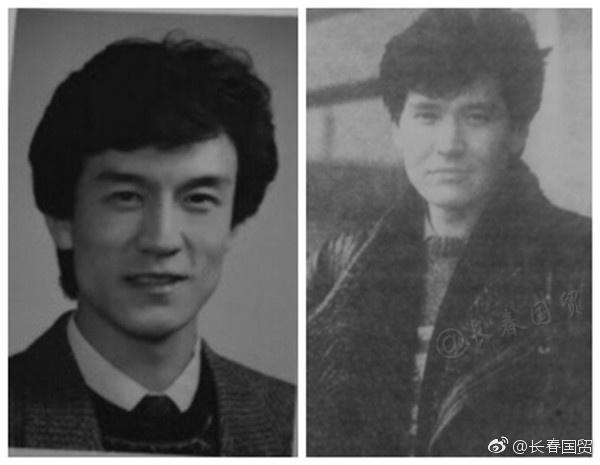 年轻时李咏和费翔的照片.jpg