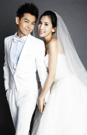 林志颖和陈若仪结婚6年