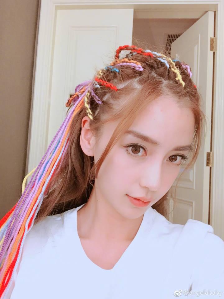 angelababy新发型被赞元气摇滚girl1.jpeg